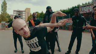 Shaadow & Noesisx Crew Dancing To Vossy Bop  By STORMZY In London | @yakfilms