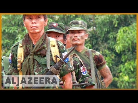 🇲🇲 Stalled peace process in Myanmar frustrating rebel armies | Al Jazeera English