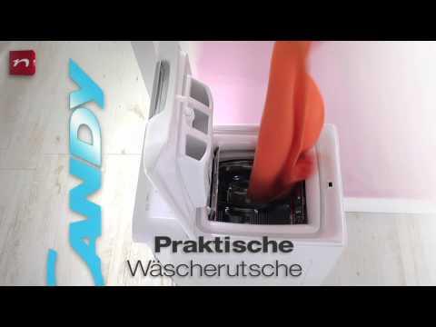 Candy Toplader Waschmaschine   CTDF 1325