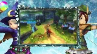 FINAL FANTASY EXPLORERS [3DS] video