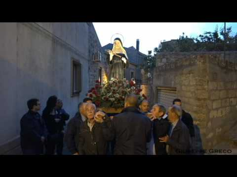 Festa di Santa Rita a Calascibetta-Processione Rionale 