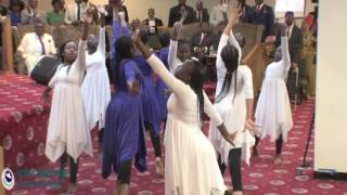 RCCG VICTORY TEMPLE BOWIE [CHILDREN'S DEPARTMENT] Song (Made A Way - Travis Greene)