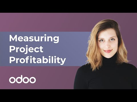 Measuring Project Profitability   odoo Project & Timesheets