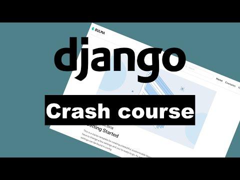Django Blog Course For Beginners - Full Tutorial thumbnail