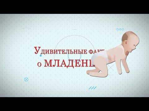 Удивительные факты о младенцах (полное видео)