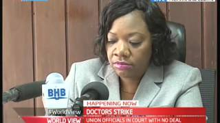 Industrial Court rules on the Doctor's Strike