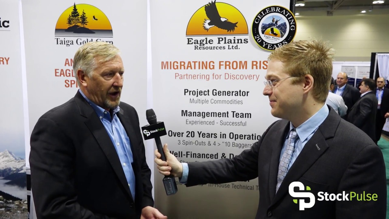 Tim Termuende of Eagle Plains discusses the proposed Spin-out of Taiga Gold Corp. with StockPulse