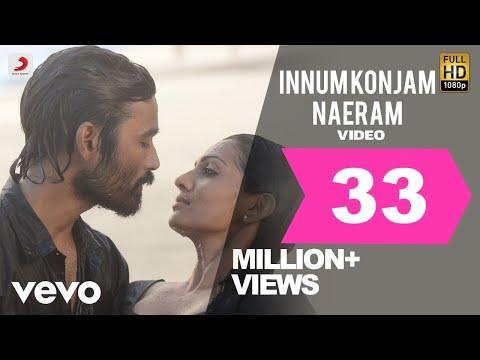 Download Maryan - Innum Konjam Naeram Video | A. R. Rahman | Dhanush | Super Hit Song Mp4 HD Video and MP3