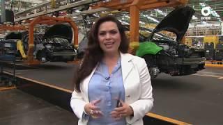 Diálogos Fin de Semana - Tecnología 4.0 aplicada a la industria automotriz