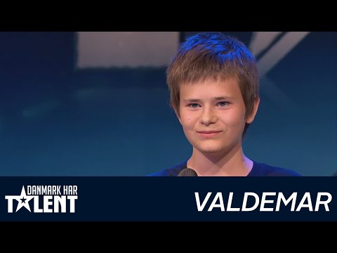 Dansk rockegutt tar dommerne med storm: La deg sjarmere i senk!