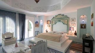 A #Vendre #Propriété de luxe style mauresque #Hammamet #Tunisie