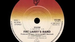 [1982] Fat Larry's Band ∙ Zoom