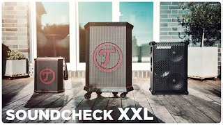 Brutal laut | Soundboks 3 vs. Teufel Rockster ( Air ) | BASS TEST | 2020