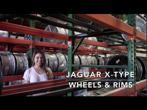 Factory Original Jaguar X-Type Wheels & Jaguar X-Type Rims – OriginalWheels.com