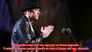 Elevator - Eminem Subtitulada en español