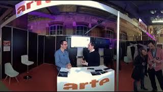 LE JTVR, le JT de la Réalité Virtuelle à 360° : la bande annonce !