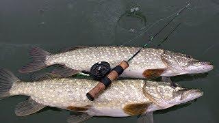 Зимняя рыбалка в ковде