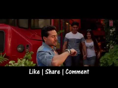 Whatsapp Status Baaghi 2 O Saathi Video Song Tiger Shroff Disha Patani Video Song||