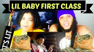 """Lil Baby """"First Class"""" (WSHH Exclusive) OFFICIAL VIDEO REACTION!"""