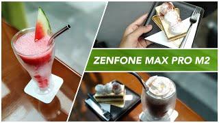 REVIEW KAMERA ASUS ZENFONE Max Pro M2 -  Bokeh f1.8 Gak Kalah Sama DSLR & Mirrorless - Indonesia