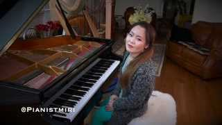 Adele - Hello | Piano Cover by Pianistmiri 이미리