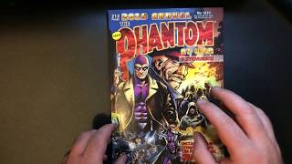 Reviewing the 2019 Frew Annual - The Phantom at War