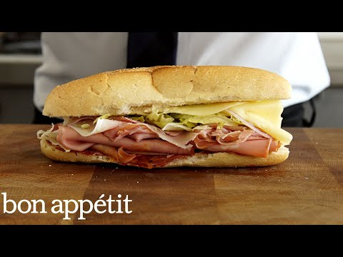 How to Assemble the Ultimate Delicious Sandwich | Bon Appetit
