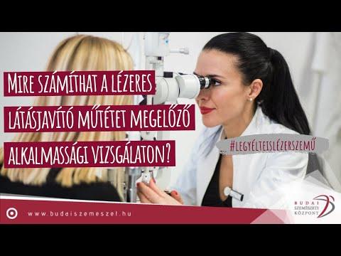 Házi receptek a látás javítására