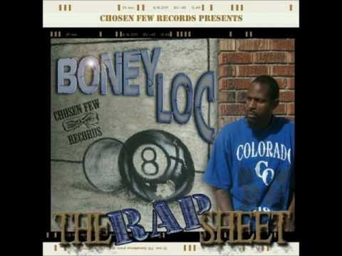 Boney Loc feat. Kase Uno, Mag 44, & Julox - Colorado Gangstas