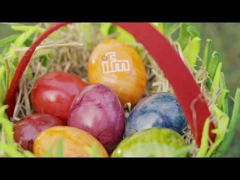 ifm wünscht frohe Ostern