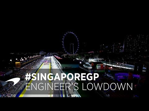 Engineer's Lowdown with Tom Stallard | Singapore GP