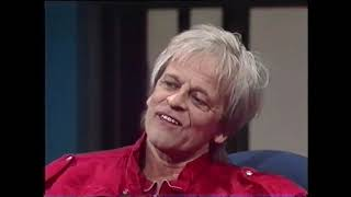 Legendär: Klaus Kinski bei Thomas Gottschalk in Na Sowas