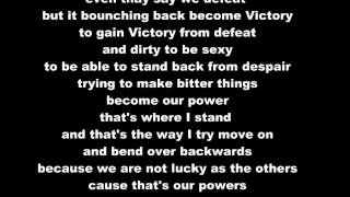 7. Dizzee Rascal Ft. Will.i.am new album The Fifth - Something Really Bad \ Lyrics