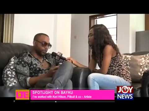 Spotlight on Bayku - Let's Talk Entertainment on JoyNews (6-4-18)