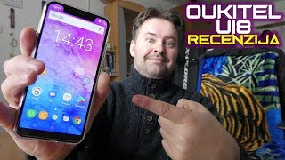 """Oukitel U18 recenzija - povoljna cijena, 21:9 ekran sa """"zubićem"""", 4GB/64GB, 4000 mAh (23.03.2018)"""