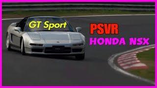 GT Sport PSVR - Nurburgring Honda NSX Type R ´92