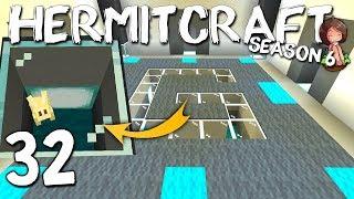 HERMITCRAFT 6 : 32 : The TRAPPED maze!! : Minecraft 1.13