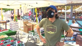 Solvang Farmers Market moves location