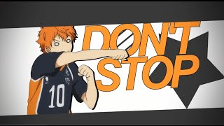 [MULTIFANDOM] ! DON'T STOP ! MEP