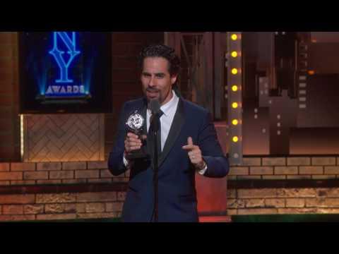 Acceptance Speech: Alex Lacamoire (2017) by The Tony Awards