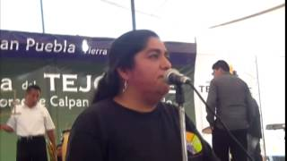 preview picture of video 'Feria Tejocote Calpan 2014 - Dra María Leticia Ramírez Castillo'
