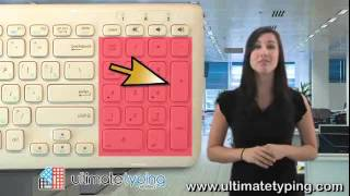 Learn To Type: What Are The Keys On The Numeric Keypad?
