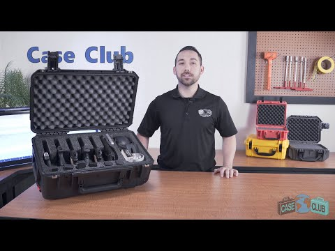 6 Pistol & Accessory Case - Featured Youtube Video