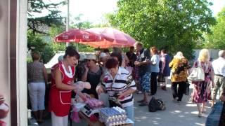 Ярмарка-продажа в п. Сахарная Головка