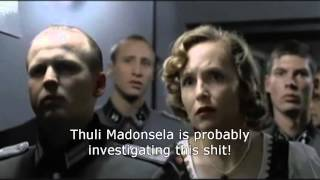 Hitler reacts to Cassper Nyovest dropping Dust2dust