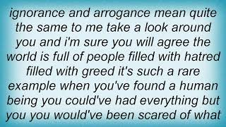 Face To Face - You Could've Had Everything Lyrics