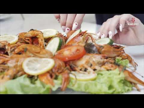 """Фото """"Раки"""" Съемка рекламного ролика для онлайн-магазина по доставке раков на дом.  Время затраченное на съемку и монтаж - 3 дня  Бюджет - 120$"""