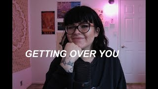 getting over you - lauv (cover)