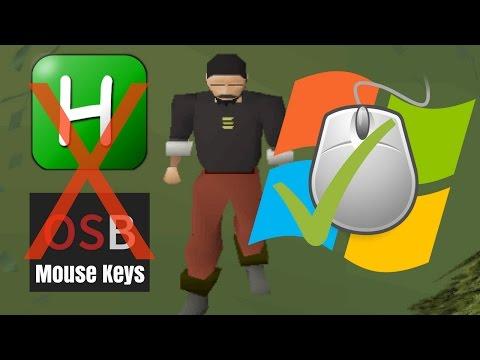 Remapping Mousekeys to other keys using the Registry - смотреть