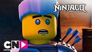 Ниндзяго  | Банда в масках | Cartoon Network